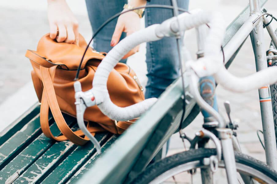 Damen Rucksäcke aus Leder, Lederrucksack Trends