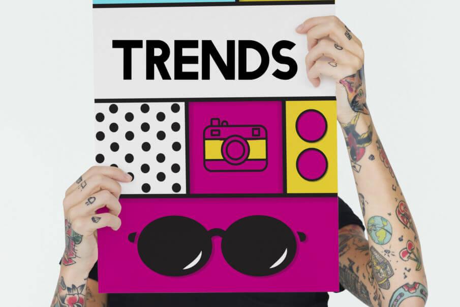 Ledermode Trends 2021