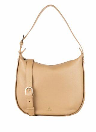 Aigner Ivy Medium Hobo-Bag, Beige