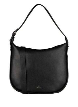 Aigner Ivy Medium Hobo-Bag, Schwarz