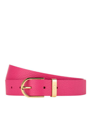 Aigner Ledergürtel, Pink