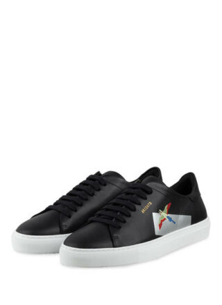 Axel Arigato Clean 90 Bird Tape Sneaker, Schwarz