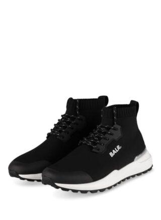 Balr. Hightop-Sneaker, Schwarz