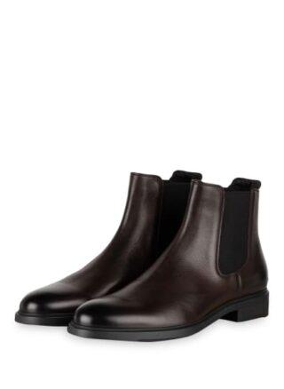 Boss Firstclass Chelsea-Boots, Braun