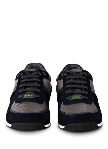 Boss Glaze Sneaker, Blau