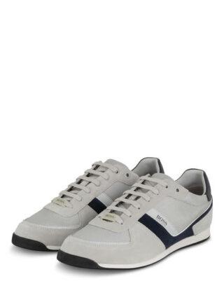 Boss Glaze Sneaker, Grau