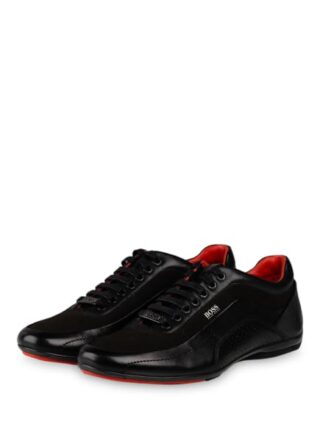Boss Hb racing1 Sneaker Herren, Schwarz