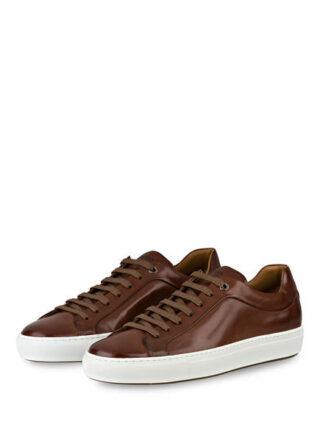 Boss Mirage Tenn Sneaker, Braun