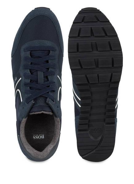 Boss Parkour Runn Sneaker, Blau