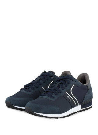 Boss Parkour Runn Sneaker Herren, Blau