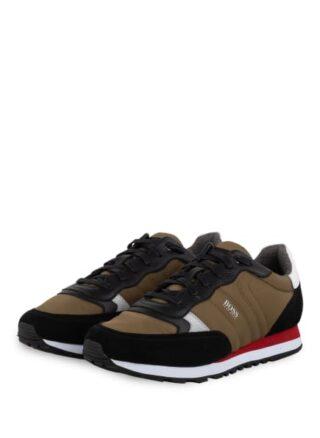 Boss Parkour Runn Sneaker, Braun