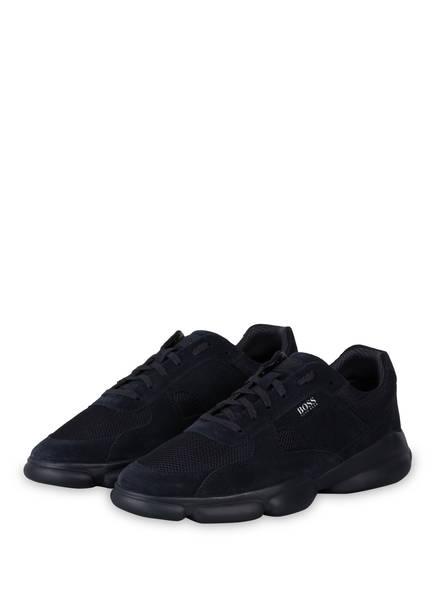 Boss Rapid Runn Sneaker, Blau