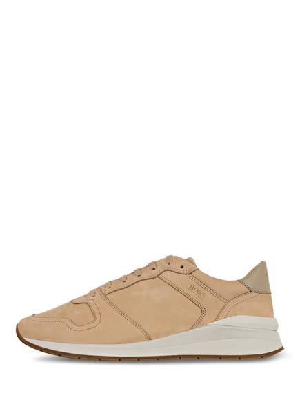 Boss Runn Sneaker, Beige