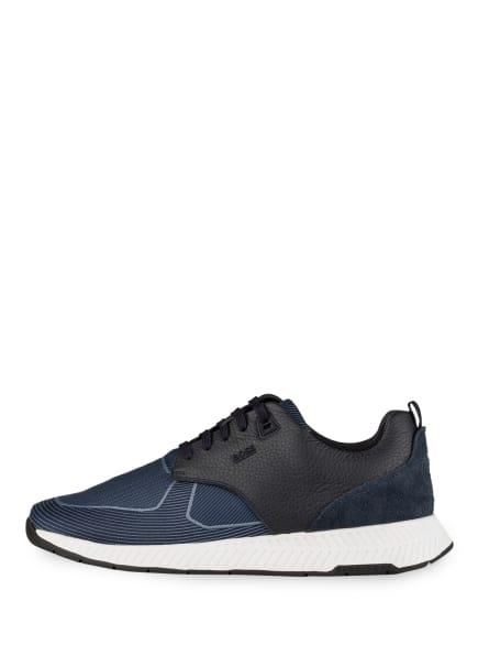 Boss Runn Sneaker, Blau