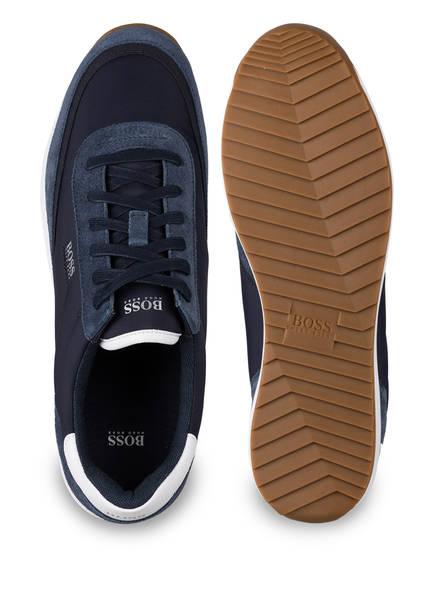 Boss Sonic Runn Sneaker, Blau