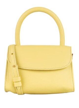 By Far Mini Handtasche, Gelb