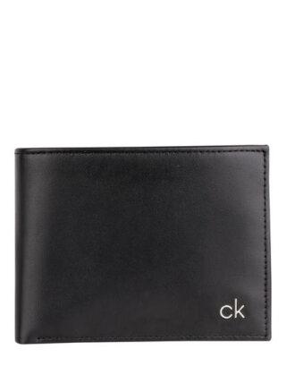 Calvin Klein Geldbörse, Schwarz