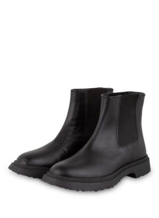 Camper Chelsea-Boots, Schwarz