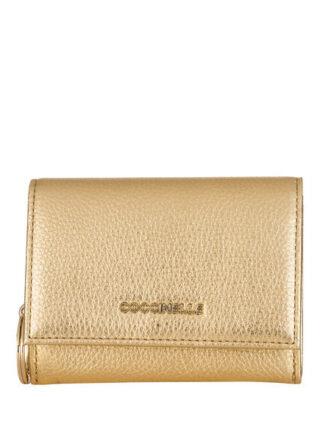 Coccinelle Geldbörse, Gold