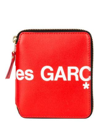 Comme Des Garçons Play Geldbörse, Rot