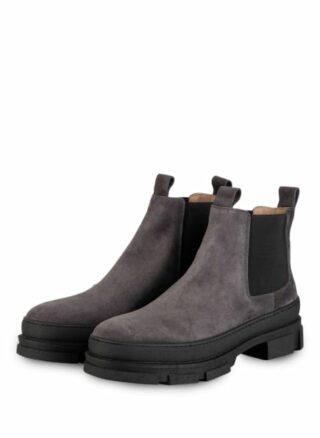 Copenhagen Chelsea-Boots, Grau