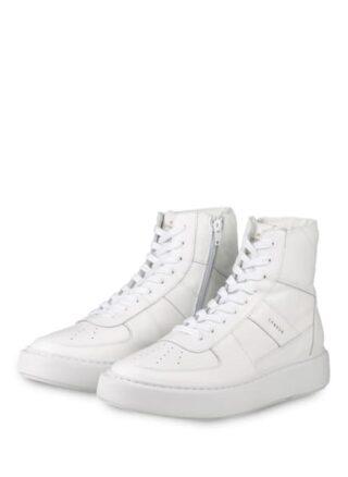 Copenhagen Hightop-Sneaker, Weiss