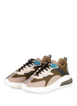 D.A.T.E. Aura Aukland Sneaker, Grün