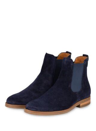 Darling Harbour Chelsea-Boots, Blau