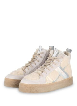 Donna Carolina Hightop-Sneaker, Beige