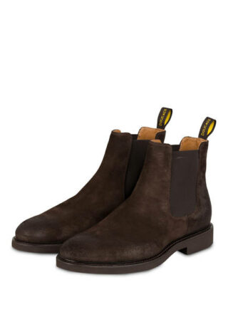Doucal's Chelsea-Boots, Braun