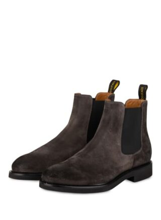 Doucal's Chelsea-Boots, Grau