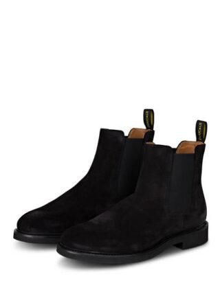 Doucal's Chelsea-Boots, Schwarz