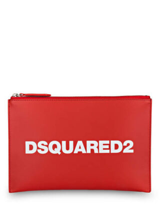 Dsquared2 Pouch, Rot