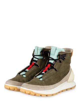 Ecco Exostrike M Hightop-Sneaker, Beige