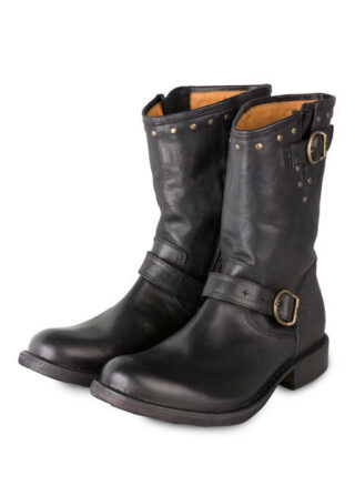 Fiorentini + Baker Eternity Boots Bker, Schwarz