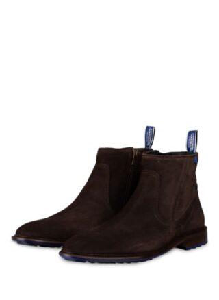 Floris Van Bommel Boots, Braun
