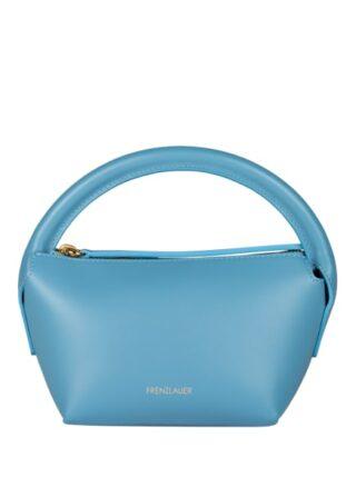 Frenzlauer Bowl Mini Handtasche, Blau