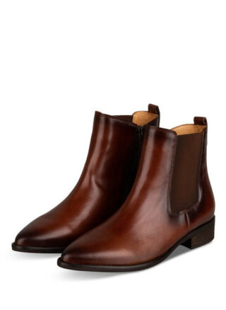 Gabor Chelsea-Boots, Braun