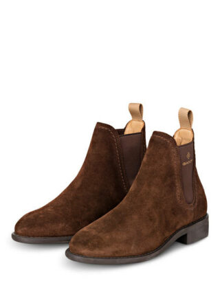 Gant Ainsley Chelsea-Boots, Braun