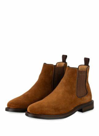 Gant Chelsea-Boots, Braun