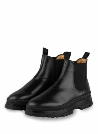 Gant Chelsea-Boots, Schwarz