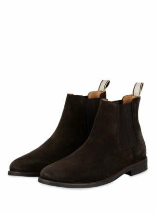 Gant Sharpville Chelsea-Boots, Braun