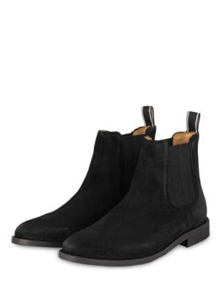 Gant Sharpville Chelsea-Boots, Schwarz