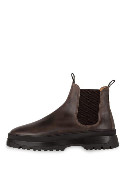 Gant St Grip Chelsea-Boots, Grau