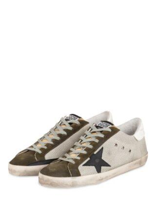 Golden Goose Deluxe Brand Superstar Sneaker, Grau