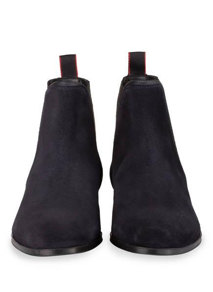 Hugo Boheme Chelsea-Boots, Blau