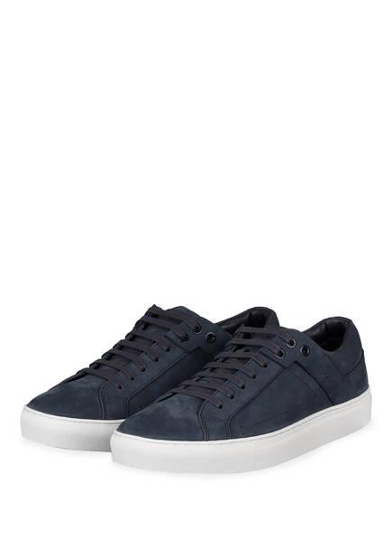 Hugo Futurism Tenn Sneaker, Blau
