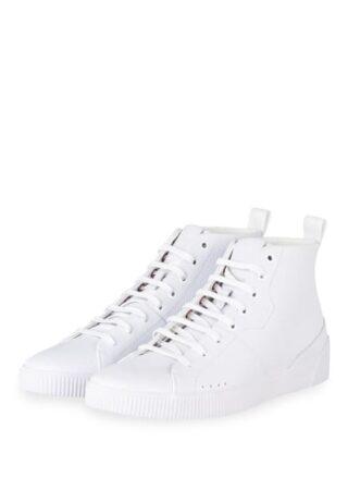 Hugo Zero Hightop-Sneaker, Weiss