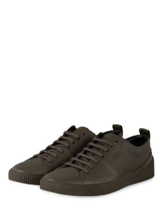 Hugo Zero Tenn Sneaker, Grün