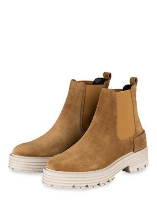 Kennel & Schmenger Chelsea-Boots, Beige